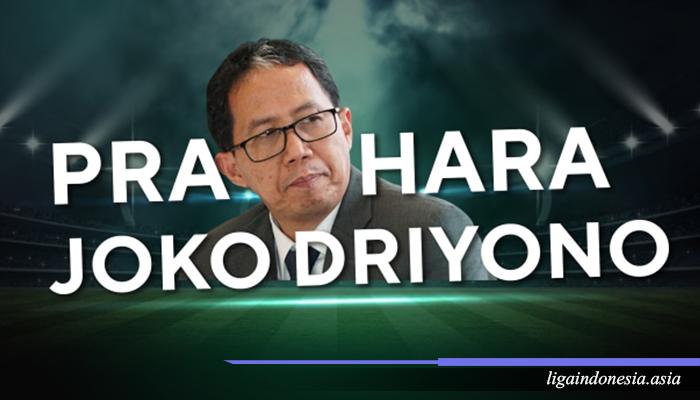Skandal Heboh Joko Driyono