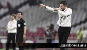 Timnas Indonesia Bertemu Malaysia di Kualifikasi Piala Dunia 2022