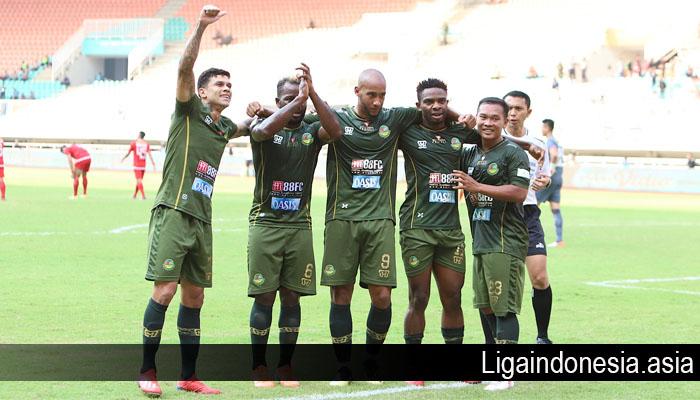 Rintangan Berat Tira Persikabo Hadapi Borneo FC