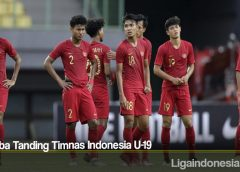 Uji Coba Tanding Timnas Indonesia U-19