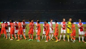 Duel Liga Indonesia Lawan Tim Elite Eropa