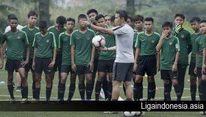 Timnas Indonesia U-22 Bakal Gelar Ujicoba