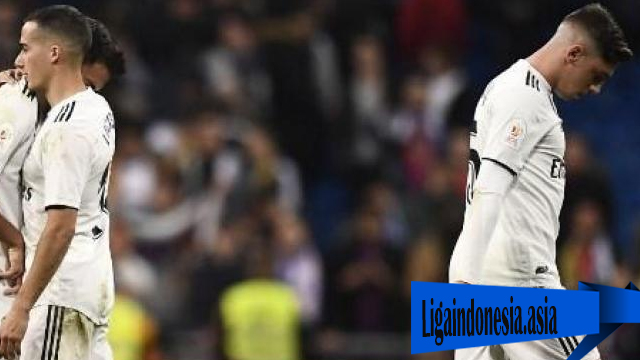Mengapa Real Madrid Terpuruk Walatu Pelatih Sama
