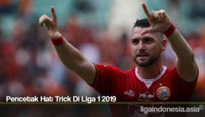 Pencetak Hat Trick Di Liga 1 2019