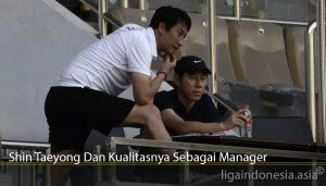 Shin Taeyong Dan Kualitasnya Sebagai Manager